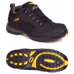 Apache Workwear AP318SM Black Safety Trainer