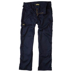 Apache Workwear Industry Cargo Trouser Navy