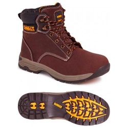Dewalt Carbon Nubuck Safety Boot Brown