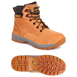 Dewalt Carbon Nubuck Safety Boot Honey