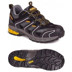 Dewalt Cutter Sports Safety Trainer Black/Grey