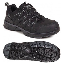 Dewalt Brentwood Sports Safety Trainer Black