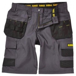 Dewalt Cheverley Rip Stop Shorts Grey