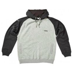 Dewalt Cyclone Hooded Sweatshirt Grey