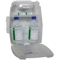 Evolution Plus 2x500ml & pods Eyewash Kit
