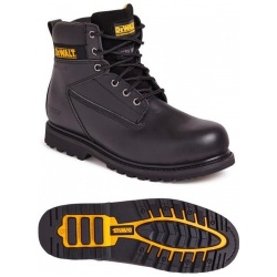 Dewalt Maxi 6 inch Safety Boot Black
