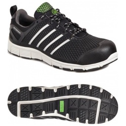 Apache Workwear Motion Waterproof Sports Trainer Black