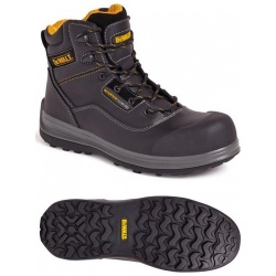 Dewalt Neutron Non-metallic Waterproof Safety Hiker Black