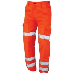 ORN Clothing 6900 Hi Vis Vulture Ballistic Trouser Orange