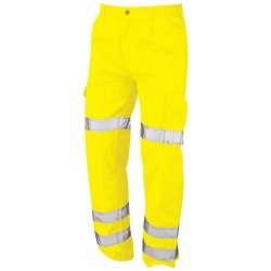 ORN Clothing 6900-15 Hi Vis Vulture Ballistic Trouser Yellow