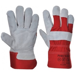 Portwest A220 Premium Chrome Rigger Glove
