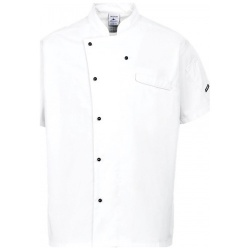 Portwest C731 Cardiff Chefs Jacket