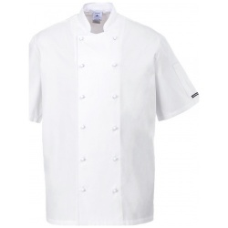 Portwest C772 Newport Chefs Jacket