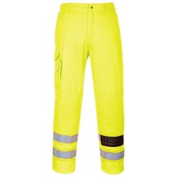 Portwest E046 Combat Hi Vis Trousers