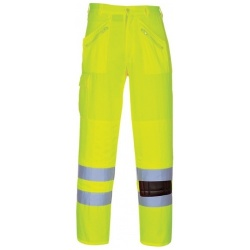 Portwest E061 Hi Vis Action Trousers
