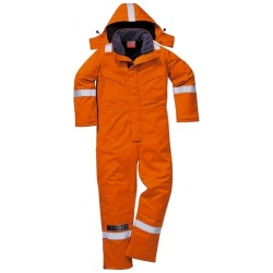 Portwest FR53 Anti Static Winter Coverall 670g