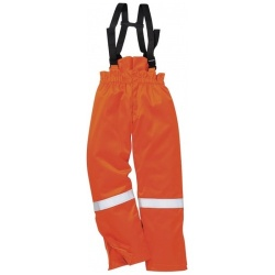 Portwest FR58 Anti Static Winter Salopettes 670g