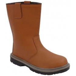 Portwest FW06 Steelite™ Rigger Boot S1P HR0 (unlined)