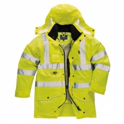 Portwest S427 Hi Vis 7-in-1 Traffic Jacket