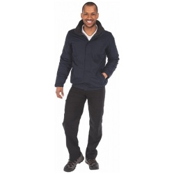 Regatta TRW473 CLASSIC BOMBER Fleece-Lined Jacket