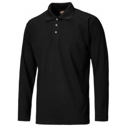 Dickies SH21100 Long Sleeve Polo Shirt 200gsm