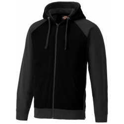Dickies SH3009 Two Tone Zipped Hoodie