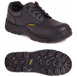 Sterling Steel SS402SM Unisex Safety Shoe Black