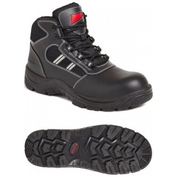 Airside SS704CM Unisex Non-Metallic Safety Hiker Black