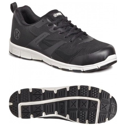 Apache Workwear Vault Lightweight Sports Trainer Unisex Black